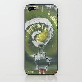 The Severed Birdie iPhone Skin