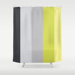Highlighter Shower Curtain