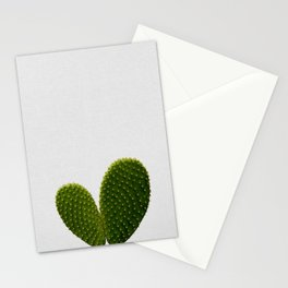Heart Cactus Stationery Cards