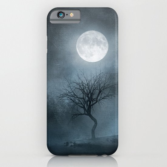 The Moon and the Tree. II iPhone & iPod Case