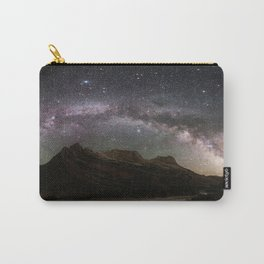 Galactic Rainbow Carry-All Pouch