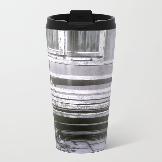 Many quiet moments to rest Metal Travel Mug