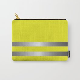 Yellow Vest Costume Carry-All Pouch