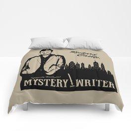 Richard Castle, Mystery Writer Comforters