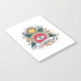 Mystic - Vintage D&D Tattoo Notebook