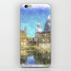 Three Mills Bow London Art iPhone & iPod Skin