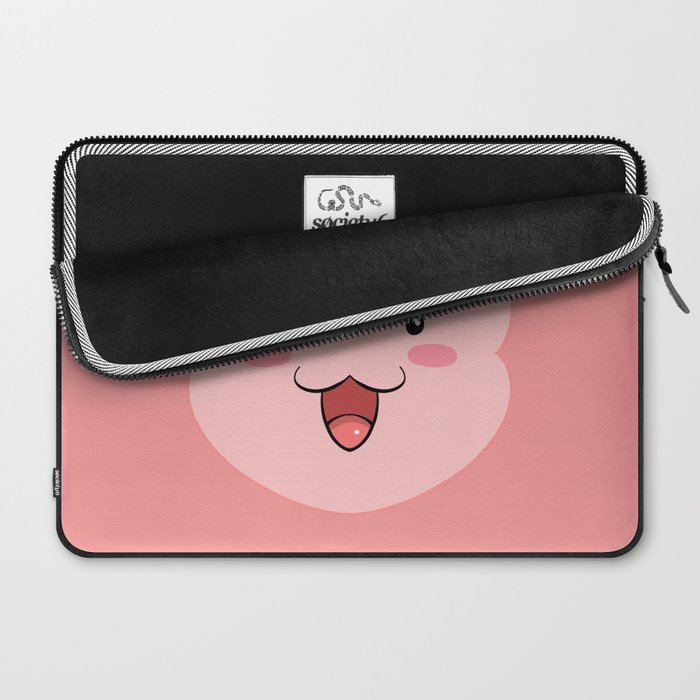 Peepoodo Face Laptop Sleeve