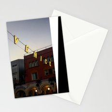 Venice Beach Los Angeles Stationery Cards
