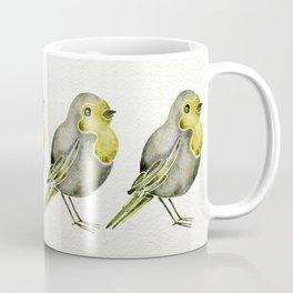 Little Yellow Birds Coffee Mug