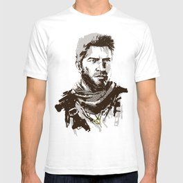 Uncharted 3 T-shirt