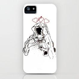 Ruler Of Love iPhone Case