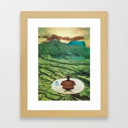 Bellavista Framed Art Print