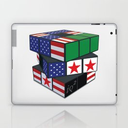 The U.S. Has No Dog In The Fight In Syria Laptop & iPad Skin