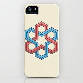 Mathametric iPhone Case