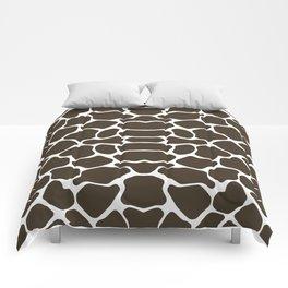 Cola Safari Giraffe Comforters