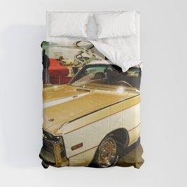 1970 Hurst MOPAR 300 Classic Muscle Car Comforters