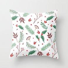 MERRY CHRISTMAS6 Throw Pillow
