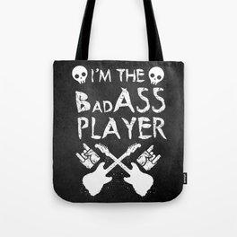 BadASS Player Tote Bag