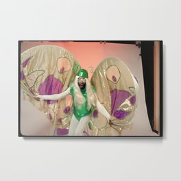 George Clinton_Butterfly 1 Metal Print