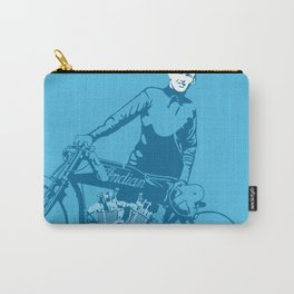 Motorcycle Board Track Racer 3 Carry-All Pouch