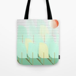 Forest II Tote Bag