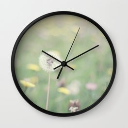 A thousand wishes Wall Clock