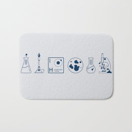 Science Bath Mat