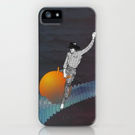Cosmic Voyage iPhone Case