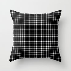 Optical Illusion Throw Pillow