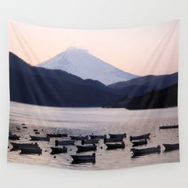 Lonely after Dark (Japan) Wall Tapestry