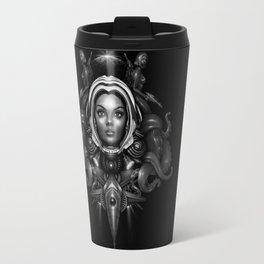 Space Horror 3000 Travel Mug
