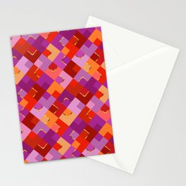 Poppy Colors for Fun Stationery Cards