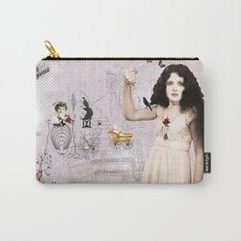 16 and pregnant  Carry-All Pouch