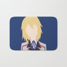 Charlotte Dunois (Infinite Stratos) Bath Mat
