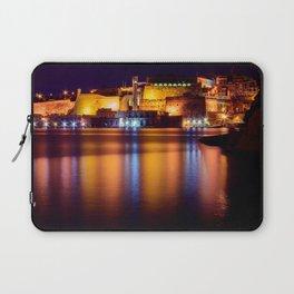 Capital City of Malta, Valletta  Laptop Sleeve