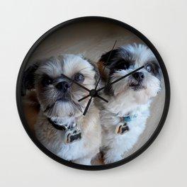 Cute Boys Wall Clock