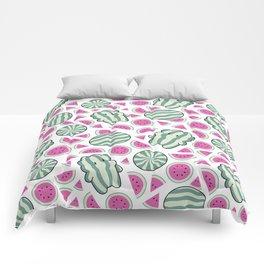 Watermelon Stevens! Comforters