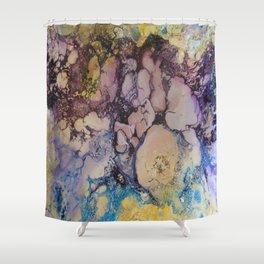 Exo- Birth Series I Shower Curtain