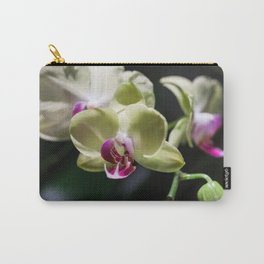 Orchids Play in Light 2 Carry-All Pouch