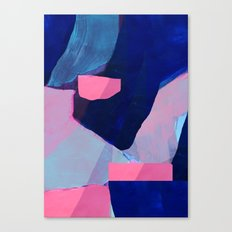 Balance abstract Canvas Print
