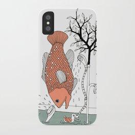 Bathtub iPhone Case