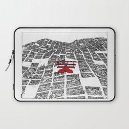 asc - Les aventures amérindiennes du baron rouge et de son ours darwin #3 Laptop Sleeve