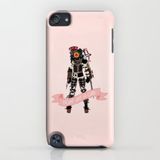 Fight Like a Girl: Big Sister iPod touch Slim Case