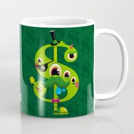 MO' MONEY. NO PROBLEMS. Coffee Mug