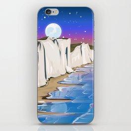 White Cliffs  iPhone Skin