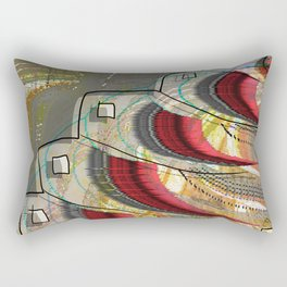 Babel / Sketch Rectangular Pillow