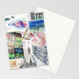 oh socal Stationery Cards