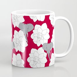 Alabama crimson Coffee Mug