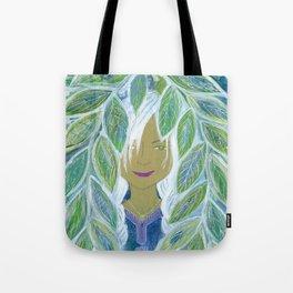 Asha's Leaves Tote Bag
