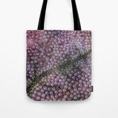 Organic Space and Structure Tote Bag